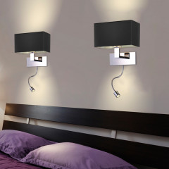 AZzardo Martens Wall LED Black - Zidne svjetiljke - Azzardo.com.hr