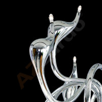 AZzardo Snake Top Chrome - Dizajn